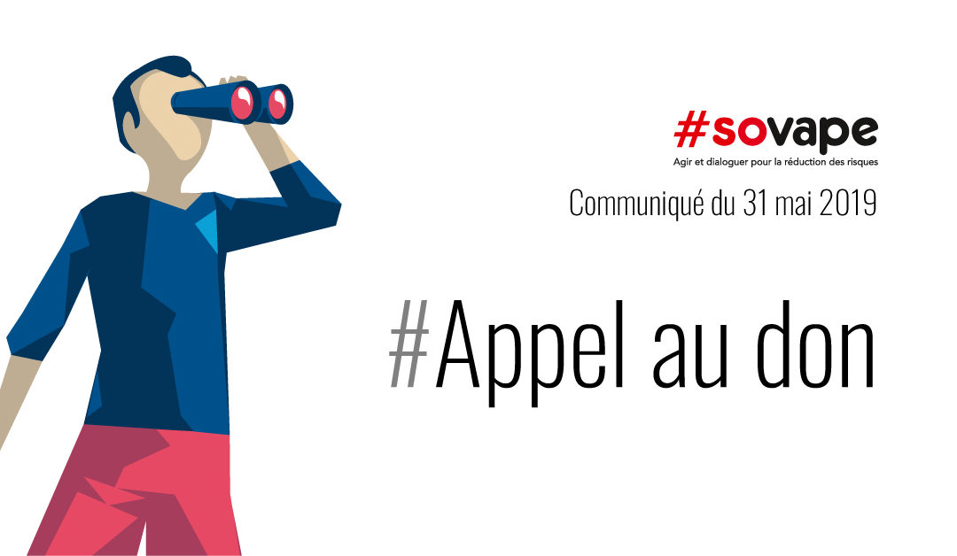 Appel au don pour l'association SOVAPE