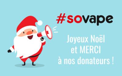 Joyeux Noël et merci pour votre soutien !
