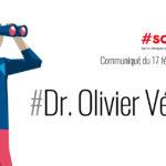 Olivier Véran, ministre de la santé, vidéo au Sommet de la vape