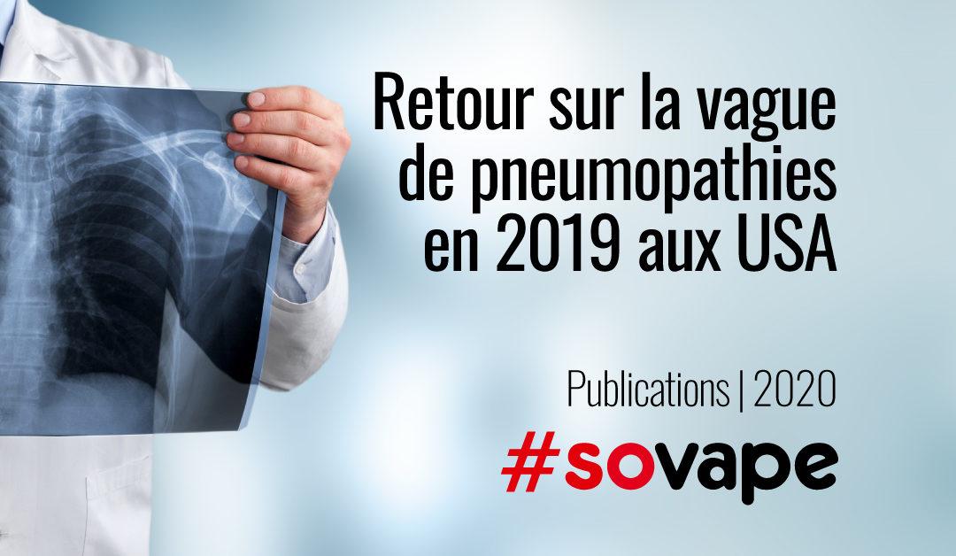 Pneumopathies USA 2019 - Vapotage