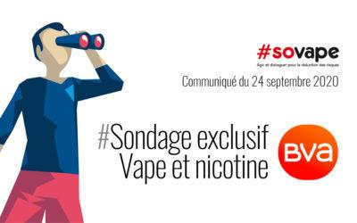 75% des Français ne savent pas que vapoter est moins dangereux que fumer